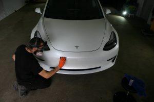 Tesla perfexion nanocéramique